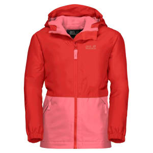 Jack Wolfskin Milton W fleece jacket purple