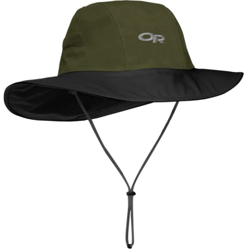 Outdoor Research Seattle Sombrero S Forest/Black 243505