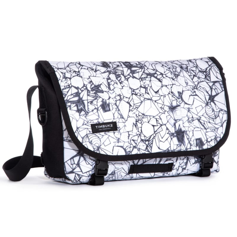 Classic Messenger Bag Print S