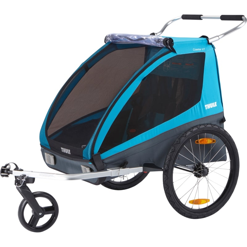 Coaster XT Bike Trailer+