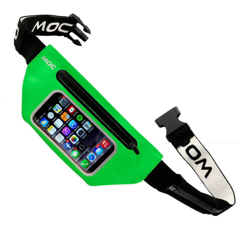 Smartphone Waistbag Transparent