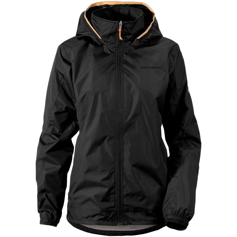 Didriksons Nomadic Women's Jacket, Black, 46