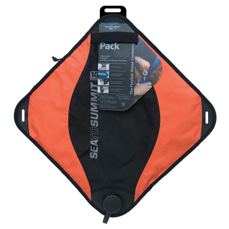 Sea to summit Pack Tap 10L  Oransje 10L