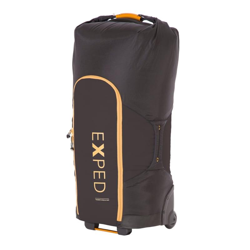 Exped Transfer Wheelie Bag, Black, OneSize