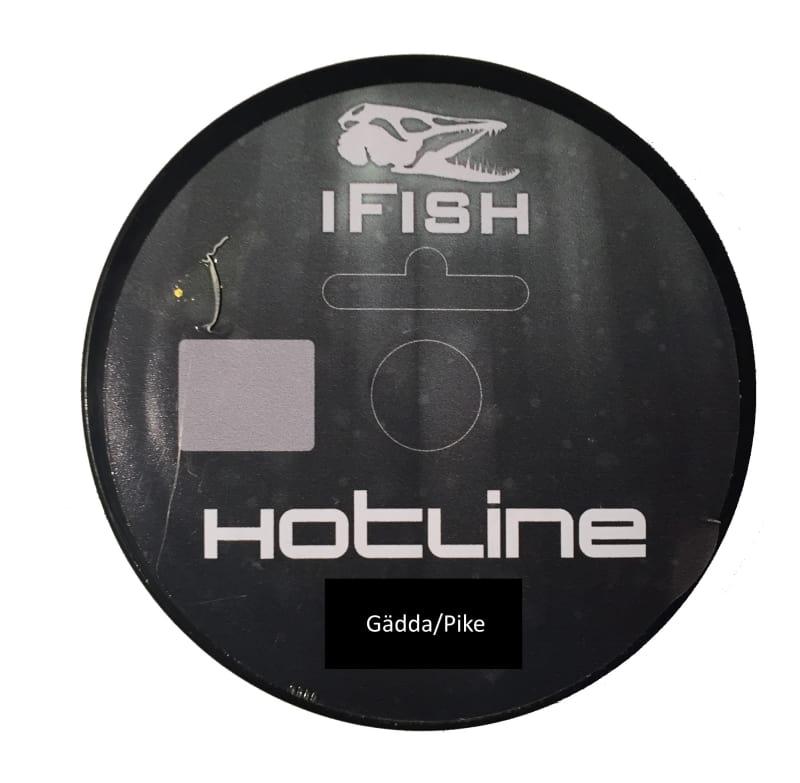 Hot Line, Gädda