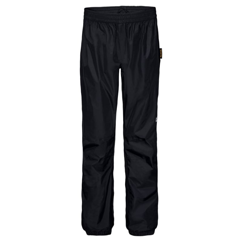 Jack Wolfskin Rain Pants Kids Sort