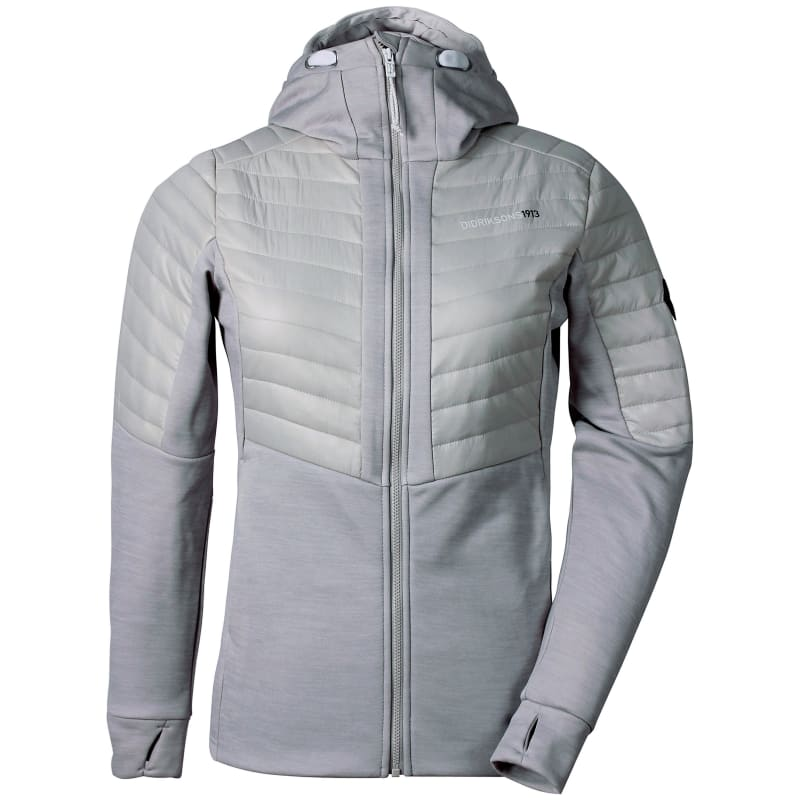 Didriksons Annema Women's Jacket, Aluminum, 46