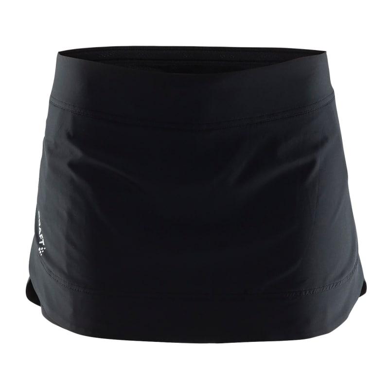 Craft Women's Pep Skirt, Black, XS