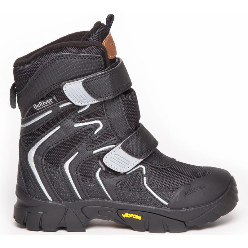 Kids Waterproof Boots Warm Lining