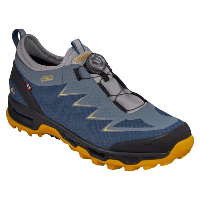 Viking Footwear Dis II Boa Gore-Tex Men, Denim/Gold, EU 45