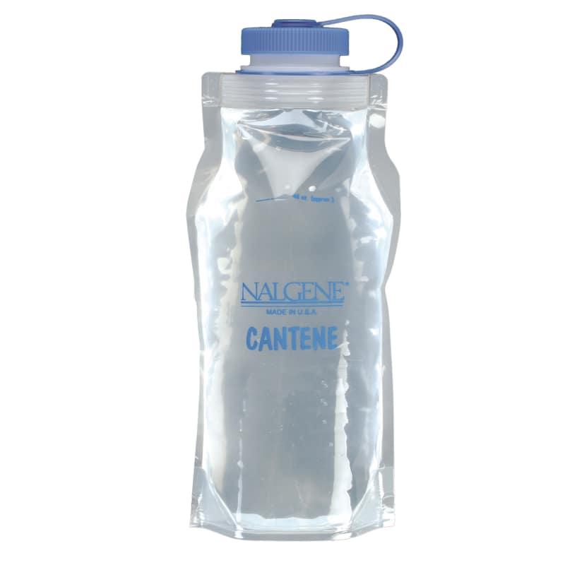 Nalgene Flexible Water Container Cantene 1,5L Blå