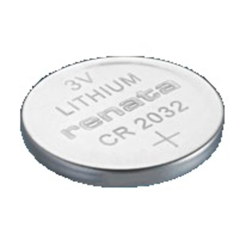 3V Lithium Coin Cells CR2032 MFR 10 pcs