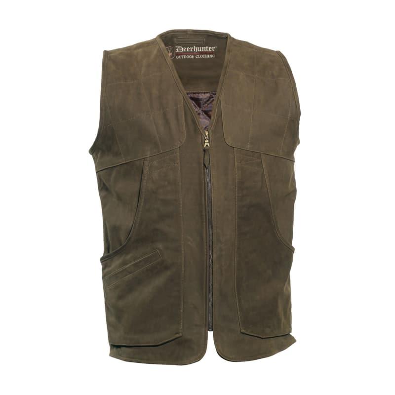 Men's Strasbourg Leather Waistcoat