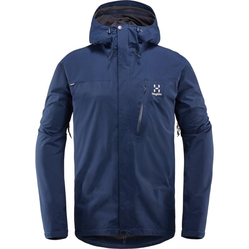 Haglöfs Astral Jacket Men XXL Tarn Blue