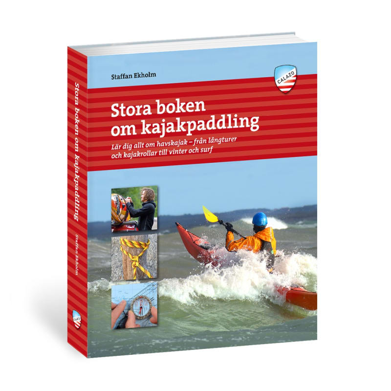 Stora Boken Om Kajakpaddling