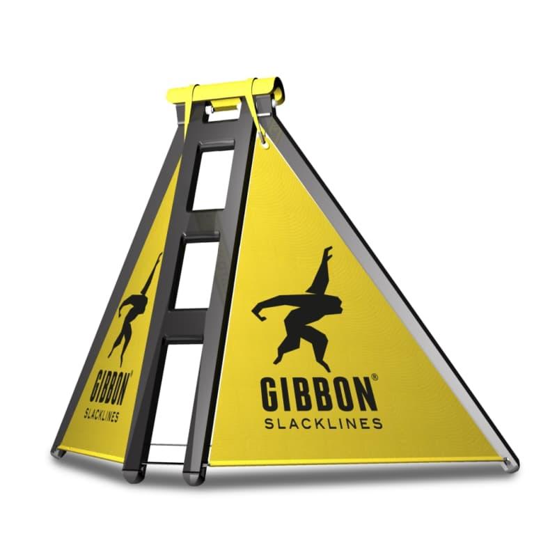 Gibbon Slacklines Slackframe  Grå OneSize