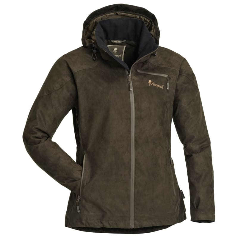 Grouse Suede Jacket Women's