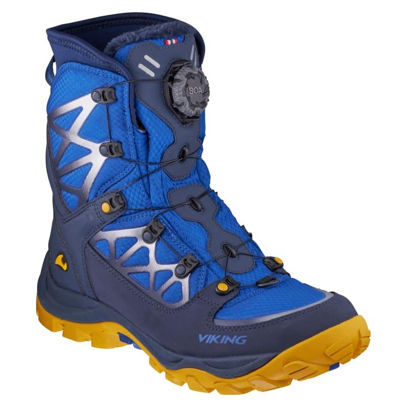Viking Footwear Constrictor III Boa, Blue/Navy, UK 4/EU 37
