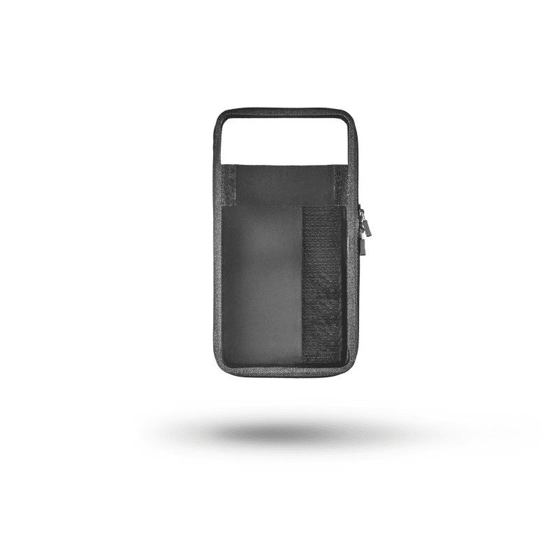 GripGrab Cycling Wallet For Smartphones Svart