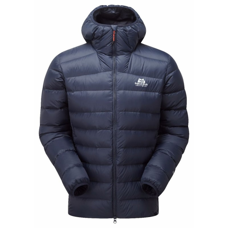 Mountain Equipment Skyline Mens Hooded Jacket Blå
