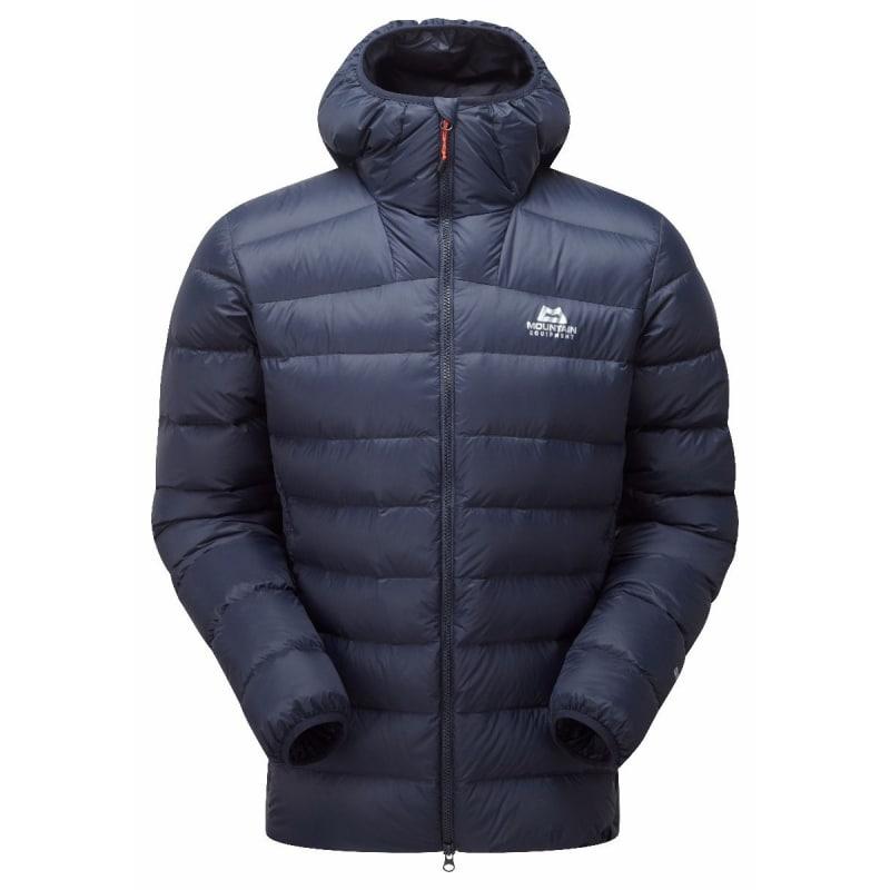 Descente ALLTERRAIN - Schematech Air Hooded Herr jacka (blå) - S