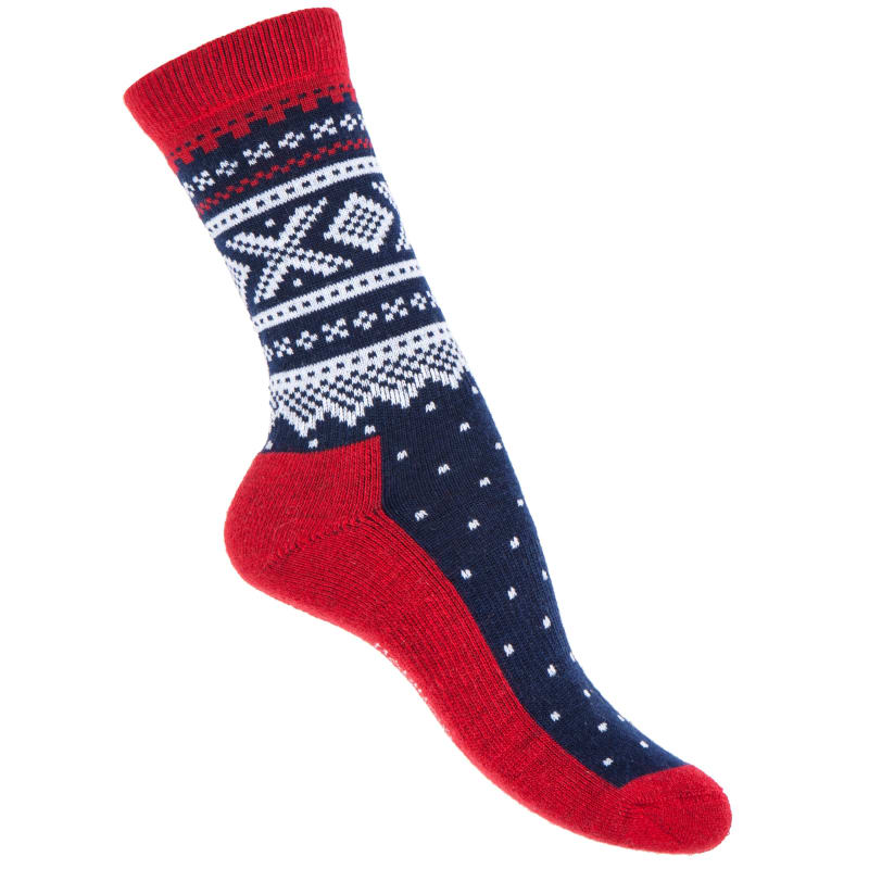 Marius Kids Wool Socks Unisex Blå
