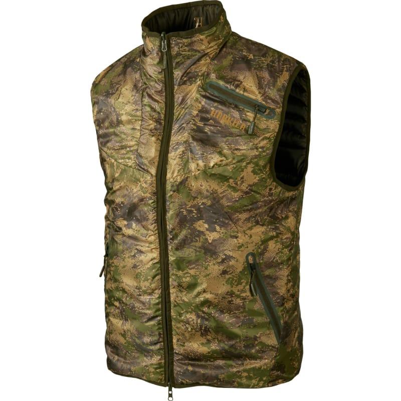 Lynx Insulated Reversible Vest