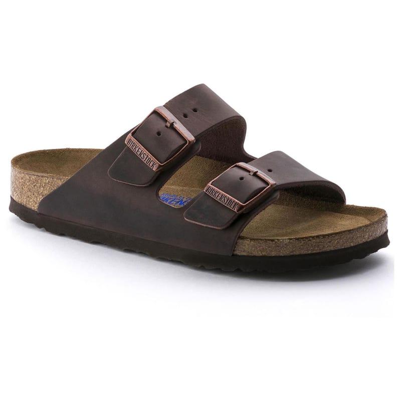 Arizona Oiled Nubuck Leather Soft Footbed Slim