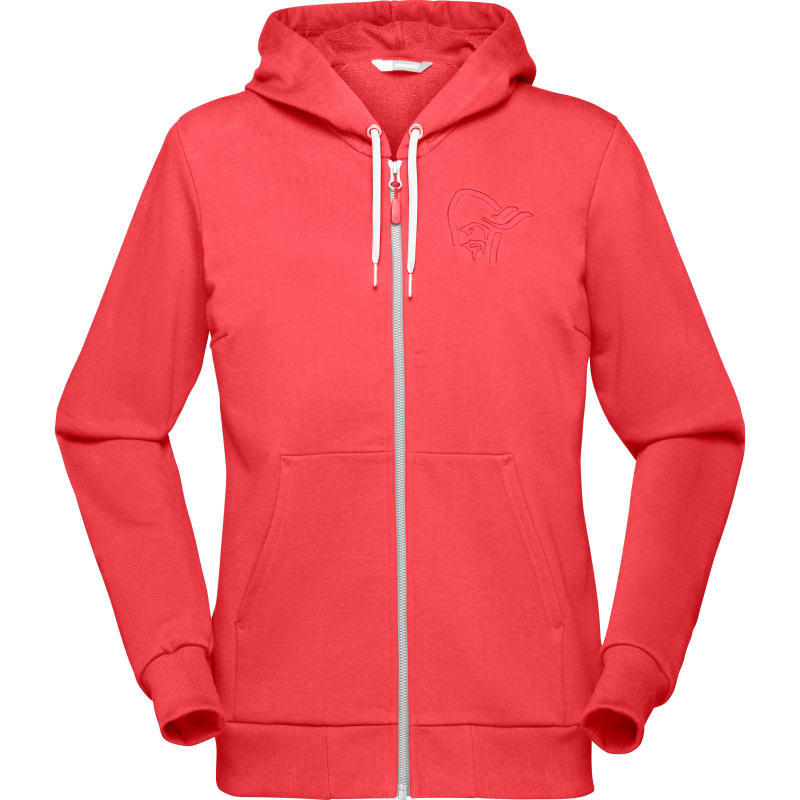 /29 Cotton Zip Hoodie Women