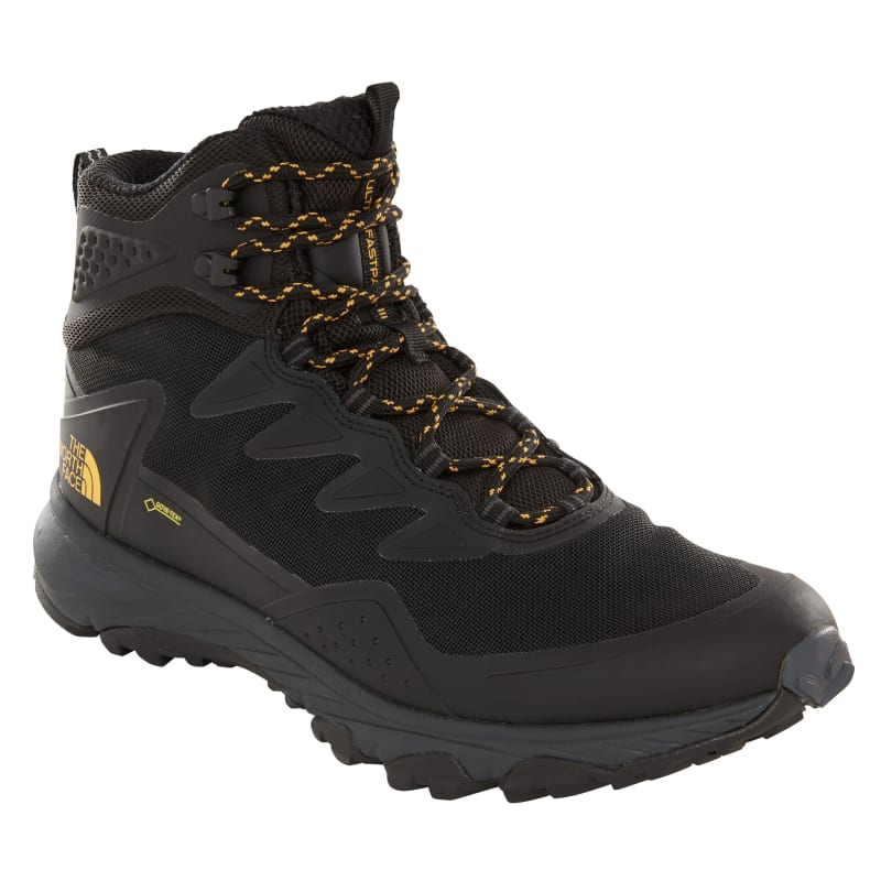The North Face Mens Ultra Fastpack III Mid Gore-Tex Svart