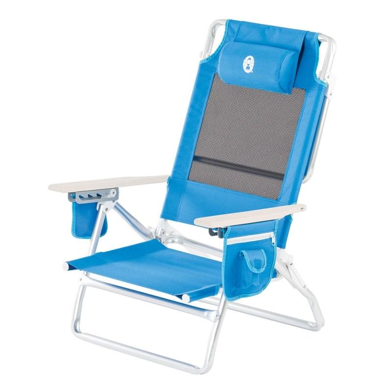 Low Recliner Chair Beach