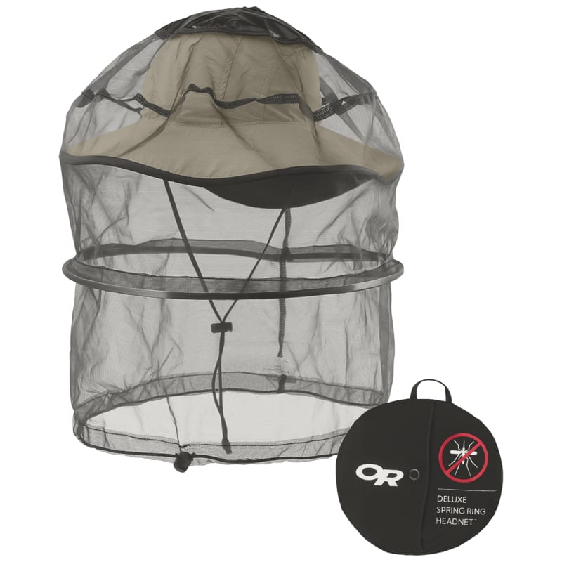 Or Deluxe Spring Ring Headnet