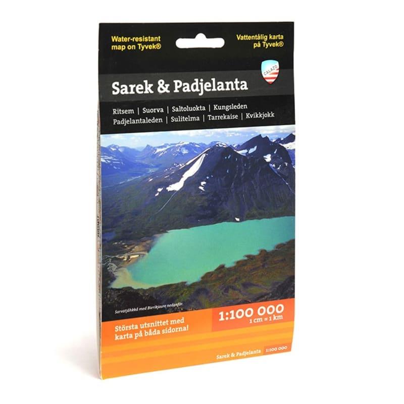Sarek & Padjelanta 1:100.000