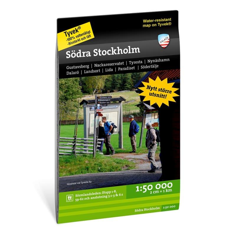 Södra Stockholm 1:50 000
