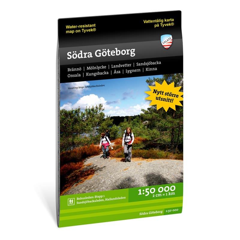 Södra Göteborg 1:50 000