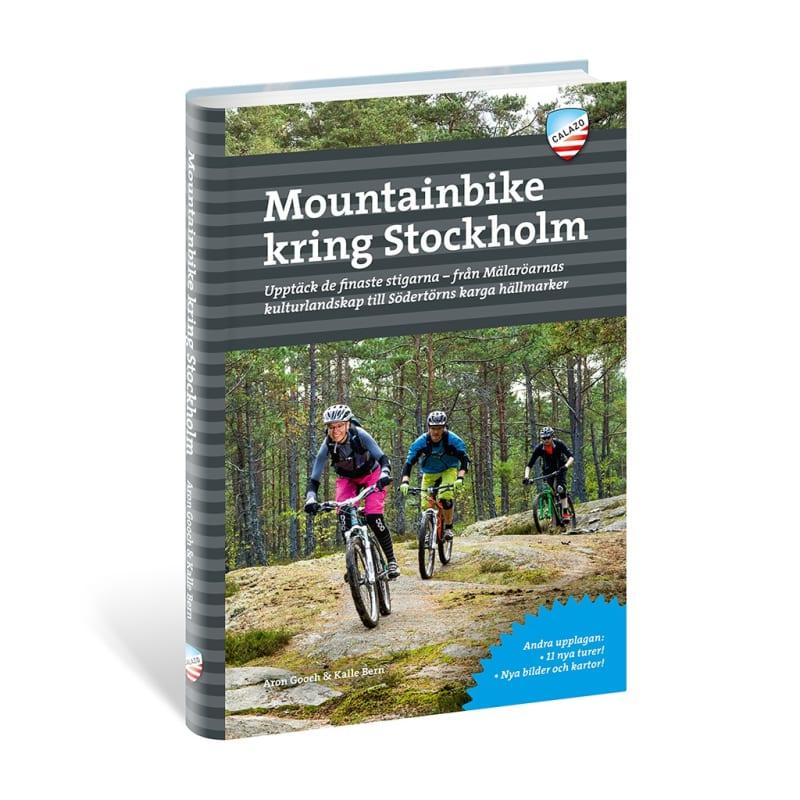 Mountainbike kring Stockholm