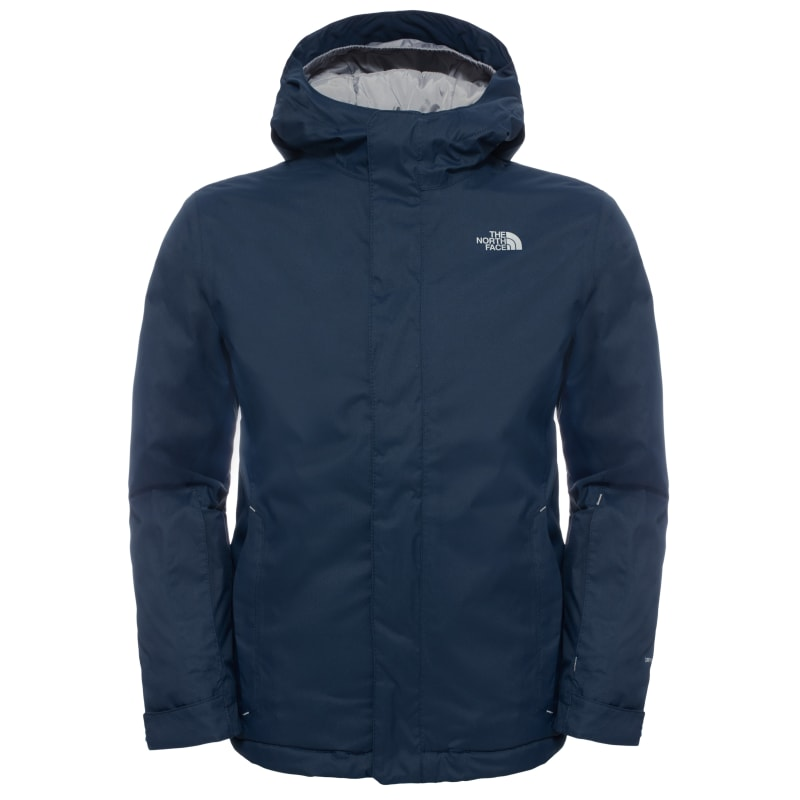 The North Face Youth Snowquest Jacket Blå