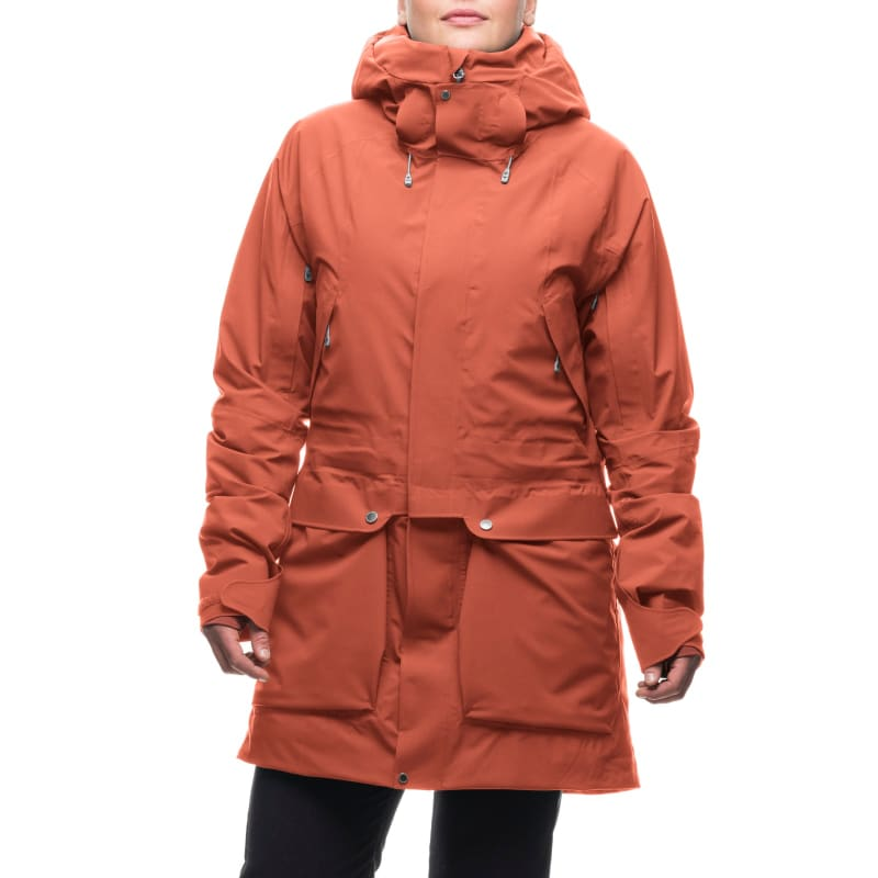Women's Spheric Parka