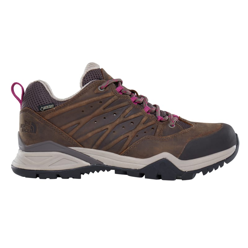 The North Face Womens Hedgehog Hike II Md Gore-Tex Grå