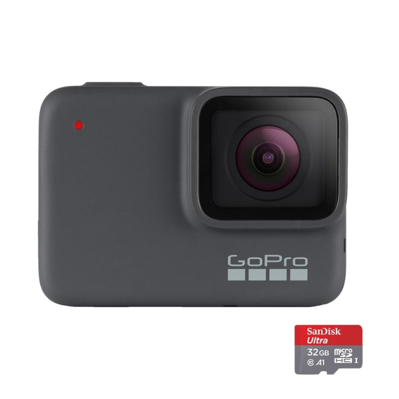 Hero7 Silver Special Bundle