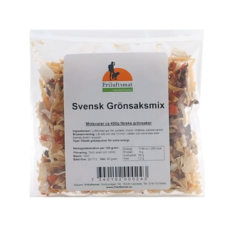 Swedish Vegetable Mix