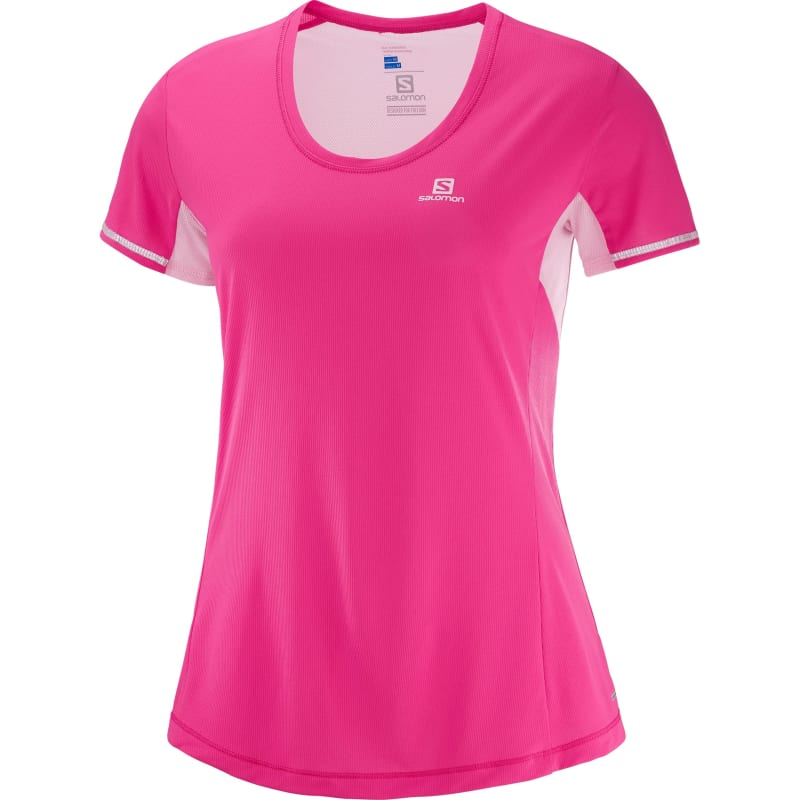 Agile Shortsleeve Tee Women's (2018) Salomon Bra Sportbutiker