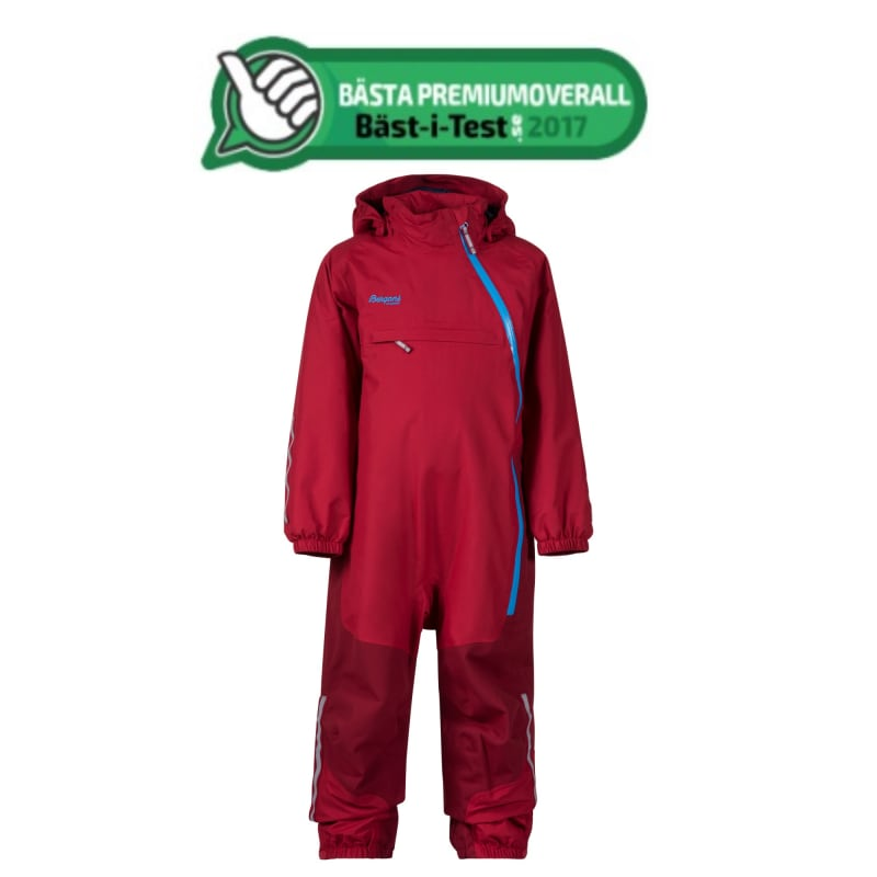 Snøtind Insulated Kids Coverall (2017)