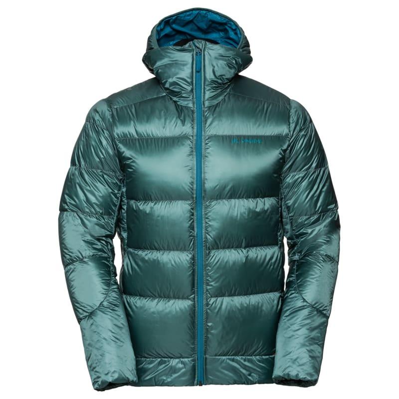 Vaude Mens Kabru Hooded Jacket III Grön