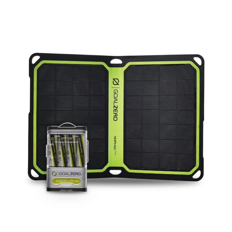 Guide 10 Plus + Nomad 7 Plus Solar Panel Kit