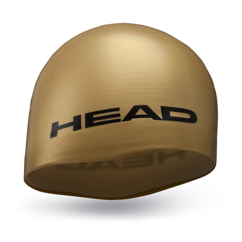 HEAD Cap Silicone Moulded Metall