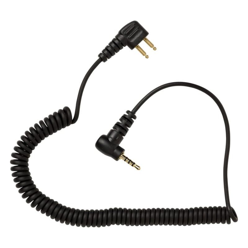 Adapter Cable Peltor 2 Pin 2,5 mm 4-pol