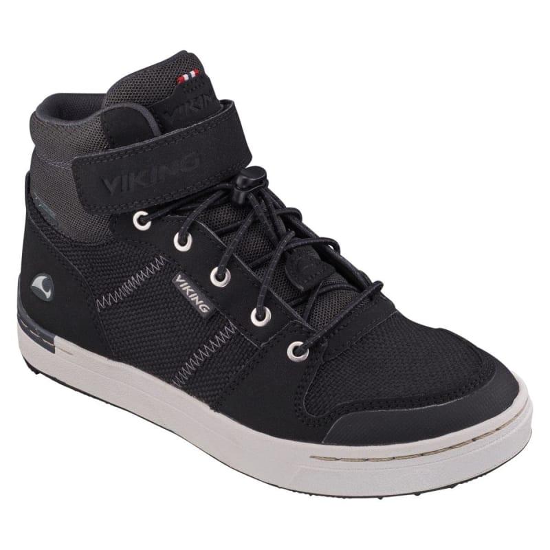 Viking Footwear Junior Loren Mid Sort