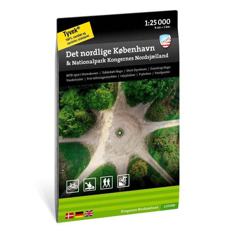Det Nordlige København & Nationalpark Kongernes