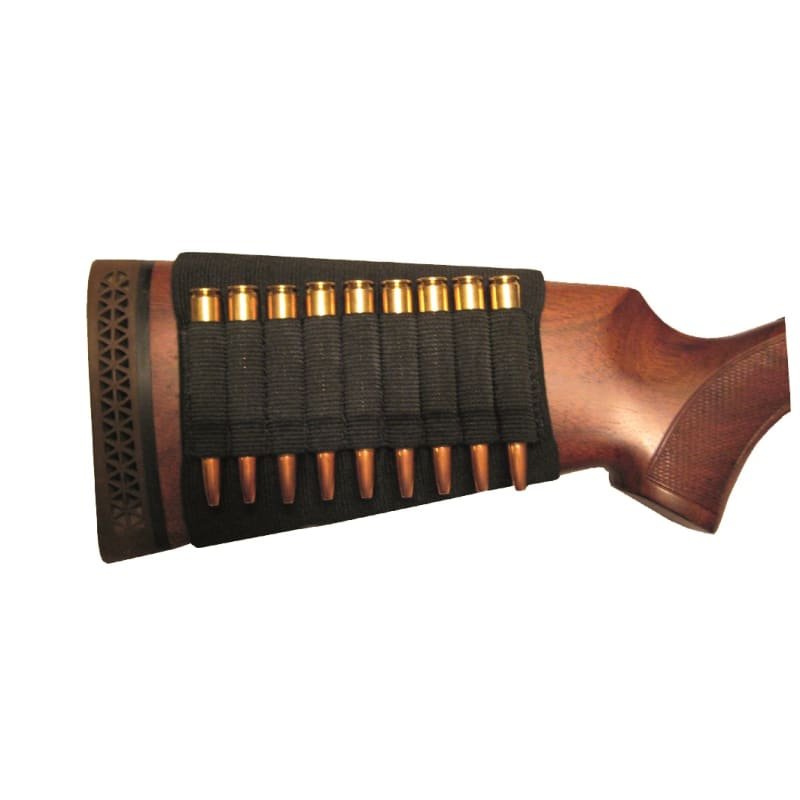 Ammunition Holder Hail Buttstock